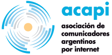 asociación de comunicadores argentinos por internet